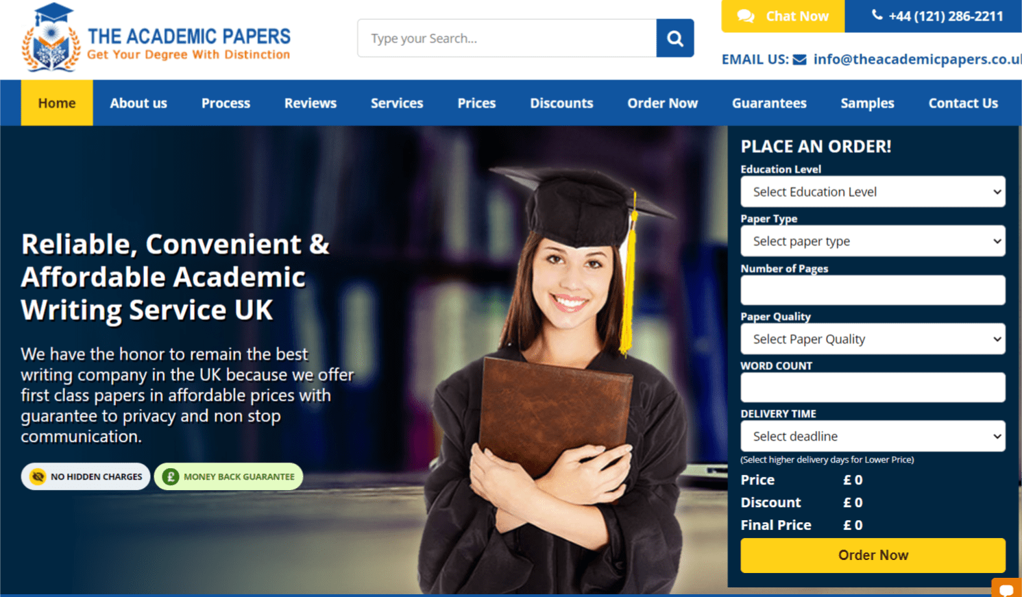 theacademicpapers reviews